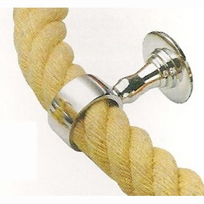 embout de main courante en corde décorative et embouts laiton